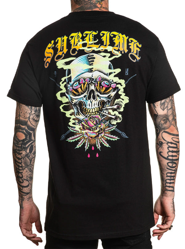 Men's Trippin Tee by Sullen