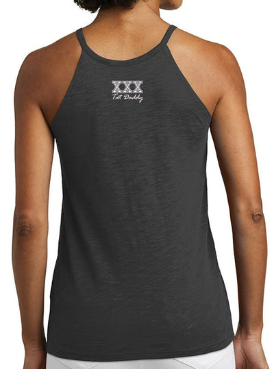Women's Sexy Who Tank by Tat Daddy