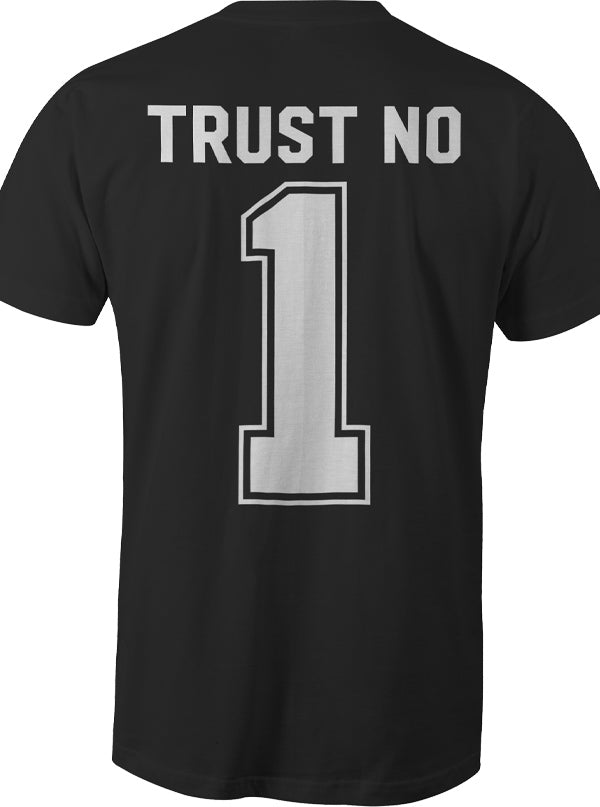 Men's Trust No 1 Tee by Heathen
