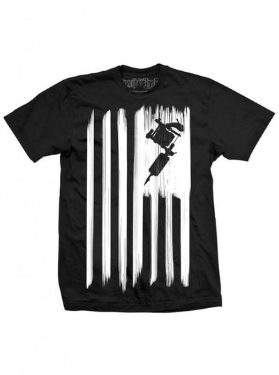 "Men's ""Steadfast Nation"" Tee by Steadfast Brand (Black) - InkedShop - 1"