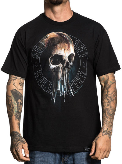 Men's Ulibarri Badge Tee by Sullen