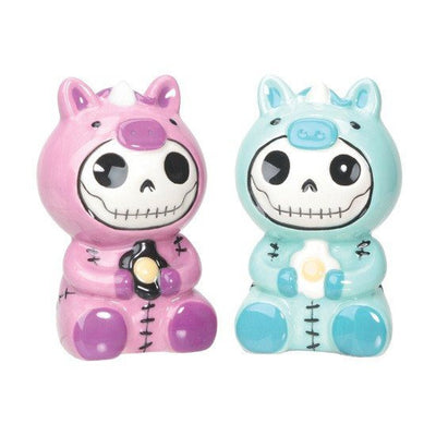 Furrybones® Unie Salt & Pepper Shakers by Summit Collection - InkedShop - 1