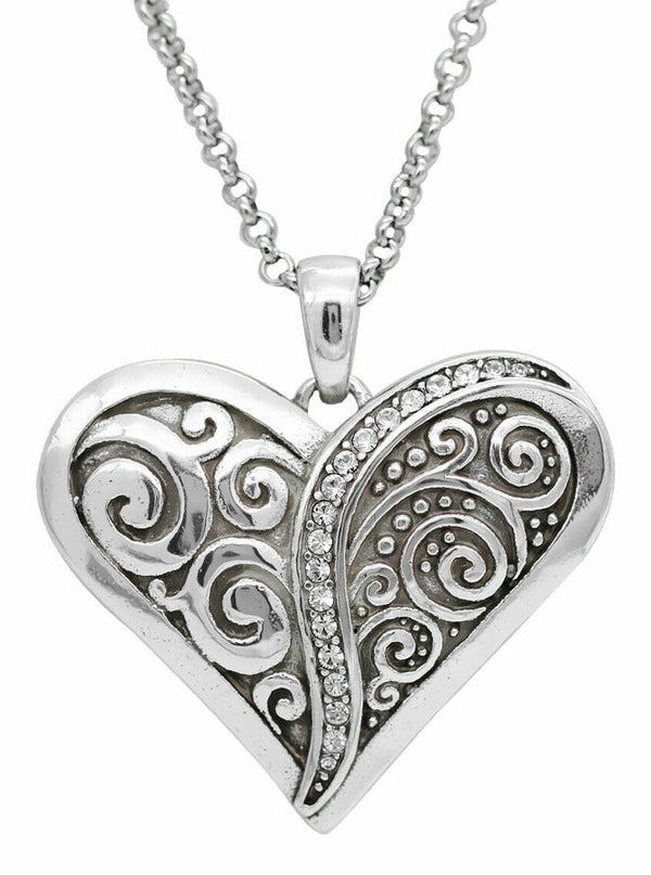 Unified Love Heart Necklace by Controse