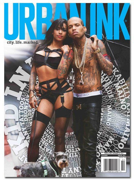 Urban Ink: November 2015 - Kid Ink - www.inkedshop.com