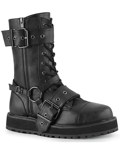 Unisex Valor 220 Combat Boot by Demonia