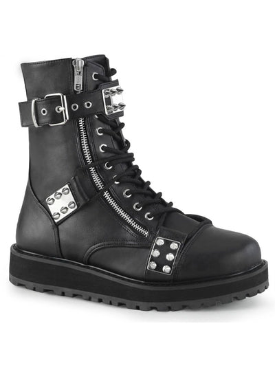 Unisex Valor 280 Combat Boot by Demonia