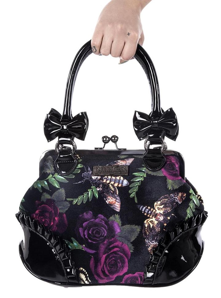 Victoria Nightlife Handbag by Killstar