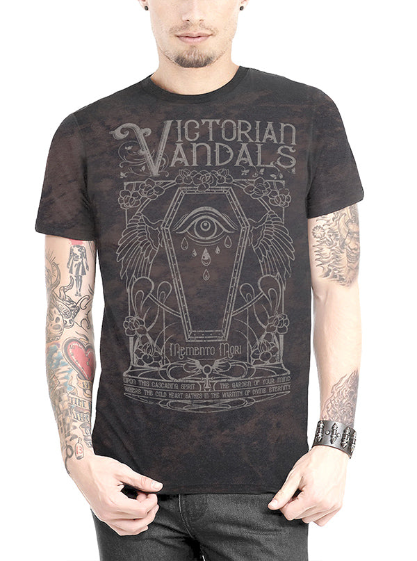 Men's Victorian Vandals Tee by Serpentine Clothing