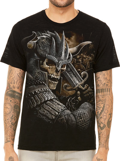 Men's Viking Warrior Tee by Spiral USA