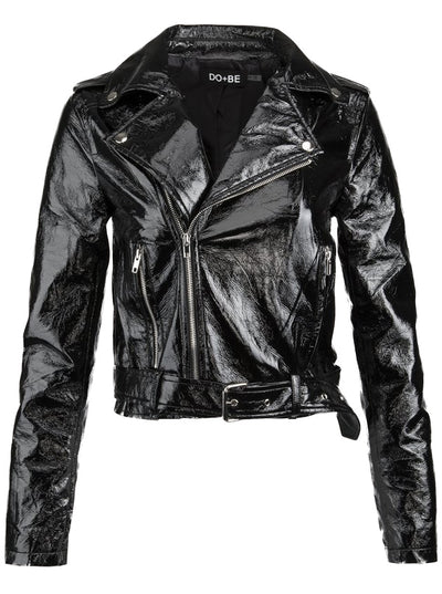 Women's Rapture Moto Jacket by Pretty Attitude Clothing