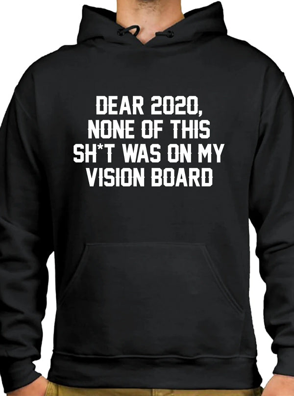 Unisex Vision Board Collection by 6 Feet Clothing