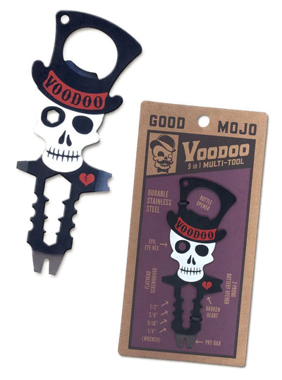 The Voodoo Multi-Tool by Trixie & Milo