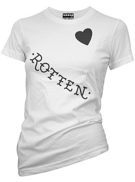 Women's Harley Quinn's Rotten Tee by Aesop Originals