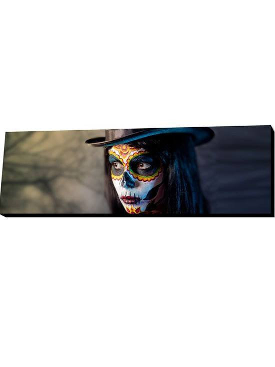 Top Hat Woman Art by Lamp in A Box (More Options) - www.inkedshop.com