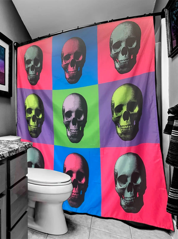 Warskol Shower Curtain by Too Fast