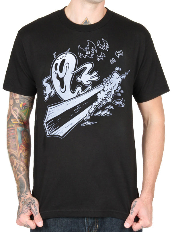 Men's Watery Grave Tee by Lowbrow Art Company