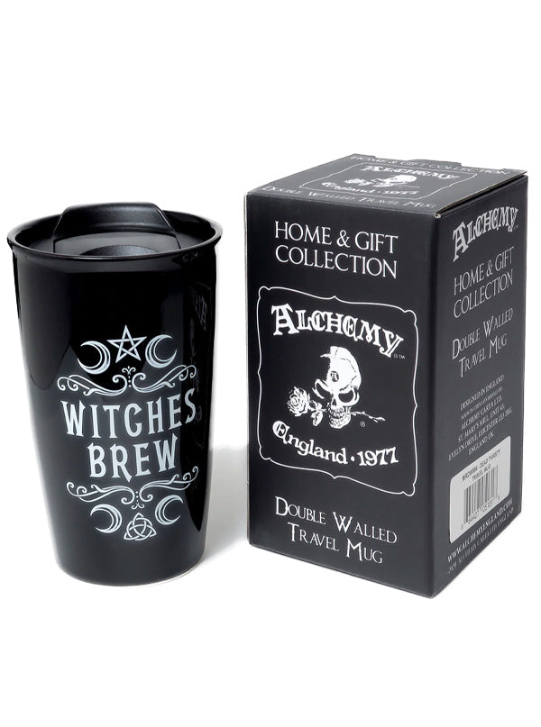 Witches Brew Travel Mug by Alchemy of England