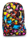 """Winnie The Pooh"" Backpack by Loungefly (Black) - www.inkedshop.com"