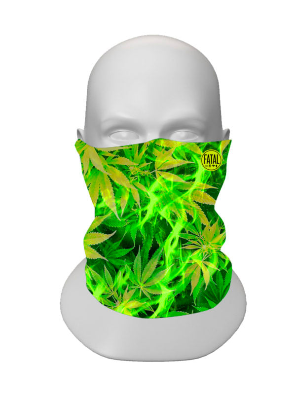 Canabizness Face Tube Mask by Fatal Clothing