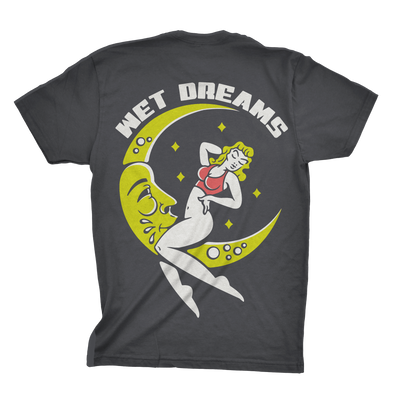Unisex Wet Dreams Tee by Ghost and Darkness