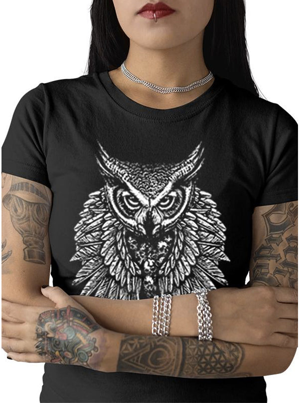 "Women's ""Sexy Who"" Tee by Tat Daddy (Black)"