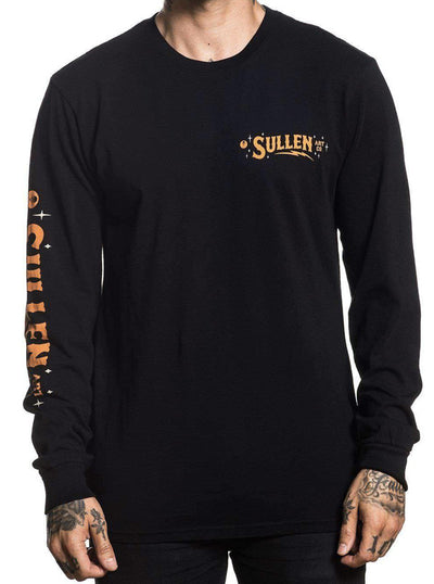 Men's Widow Maker Long Sleeve Tee by Sullen