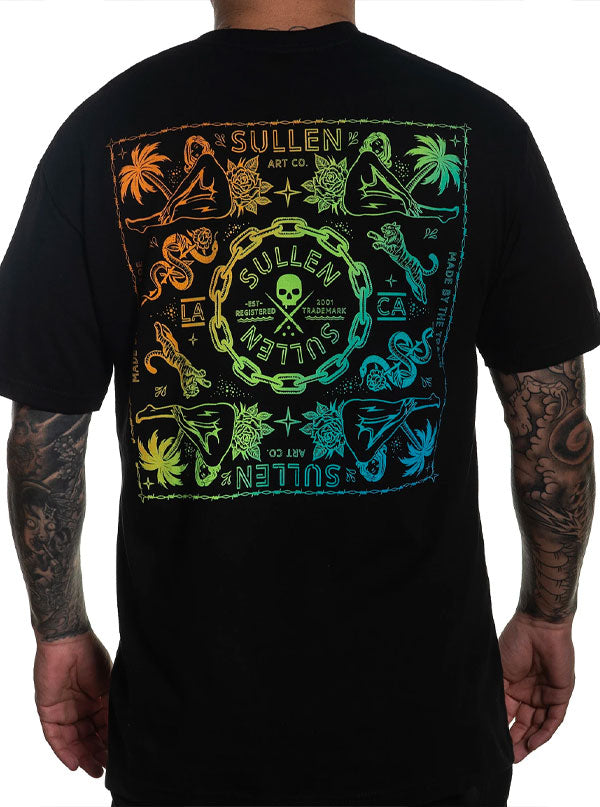 Men's Wild Side Tee by Sullen