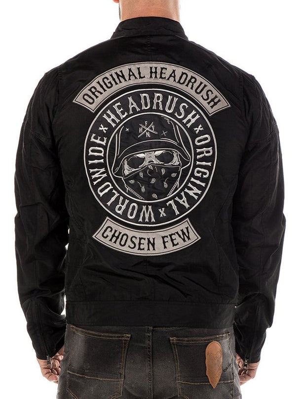 Men's Wildman Biker Jacket by Headrush Brand