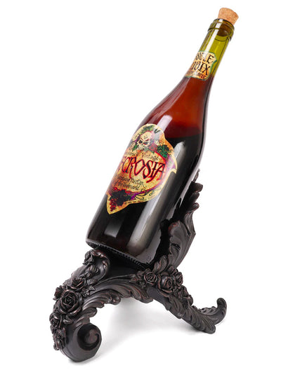 Antique Rose Wine Holder by Alchemy of England