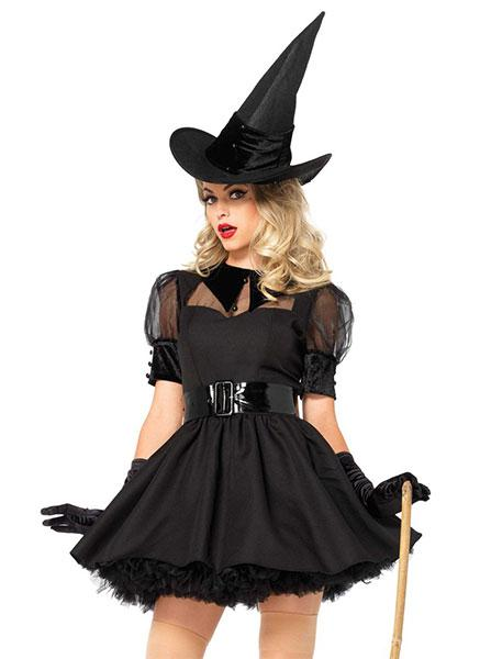 Women's Bewitching Witch Costume by Leg Avenue