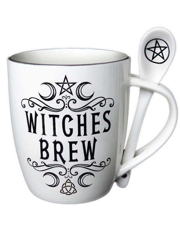Witches Brew Mug Set by Alchemy of England