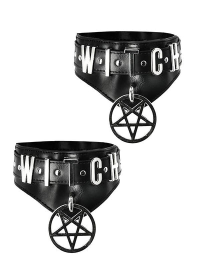 Witch Cuff Ankle Bracelets by Restyle