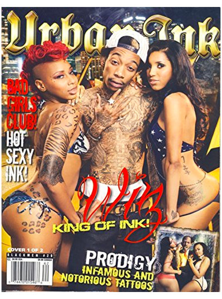 Urban Ink: Issue 20 - Wiz Khalifa