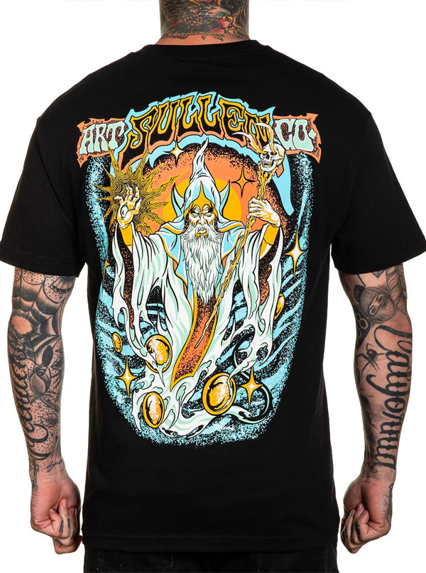 Men's Wizaard Tee by Sullen
