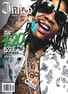 "Inked Magazine ""420"" Edition Featuring Wiz Khalifa - May 2017"