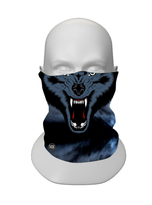 Wolfpack Face Tube Mask by Fatal Clothing