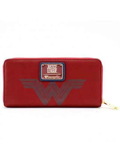 DC Comics: Wonder Woman Cosplay Wallet by Loungefly
