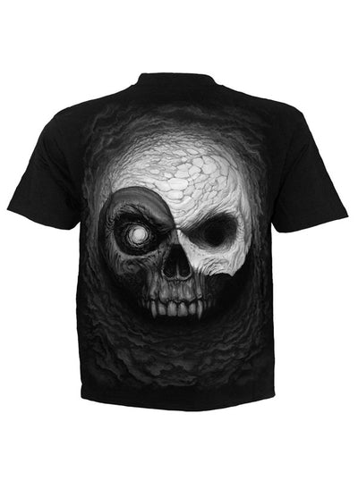 Men's Yin Yang Skulls Tee by Spiral USA