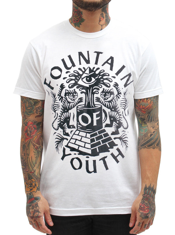 Men's Fountain of Youth Tee by Pyknic