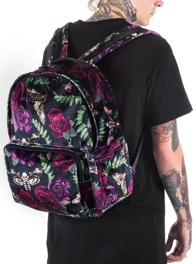 Zandor Nightlife Backpack by Killstar