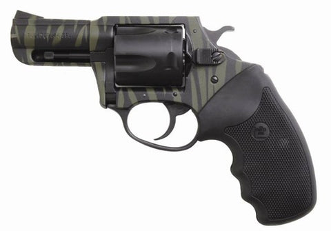 CHARTER ARMS TIGER 44SPC GREEN/BLACK 2.5""