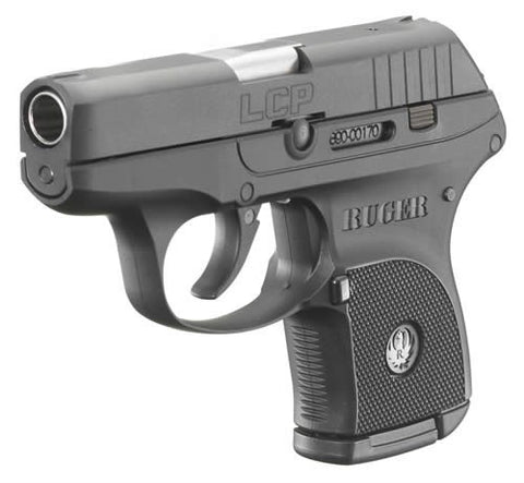 Ruger LCP 380ACP 6RD Black 3701