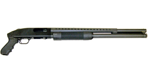 "Mossberg 500 Persuader 12 Gauge, 20"" Barrel, 8-Shot Pump MODEL: 50588"