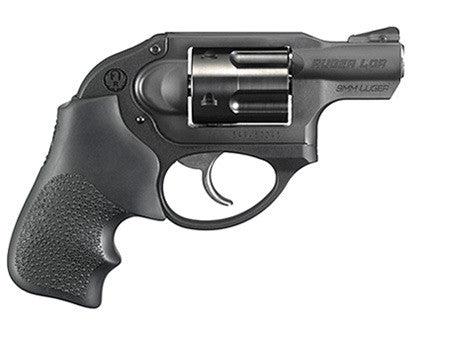 RUGER LCR 9MM BLK/HOGUE GRIP