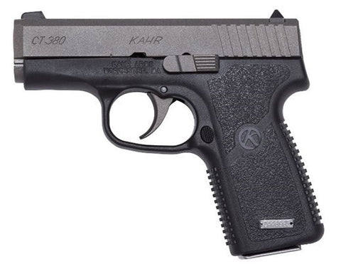 KAHR CT380 380ACP TUNGSTEN/POLY 3""