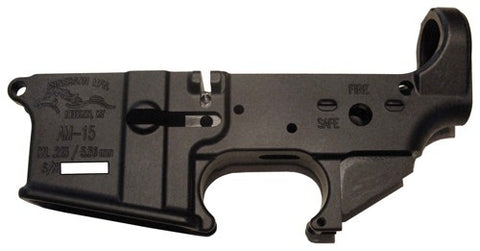 Anderson AR-15 Lower Receiver Open Trigger Multi-Cal D2-K067-A000-0P