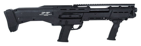 STANDARD DP-12 DOUBLE BARREL PUMP SHOTGUN BLACK