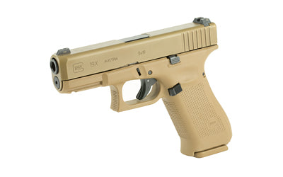 Glock 19X 9MM 19RD Coyote PX1950703