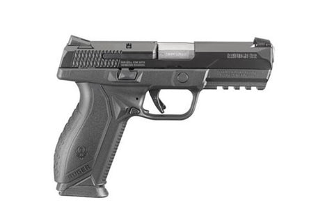 RUGER AMERICAN PISTOL 9MM BL/SY 17+1