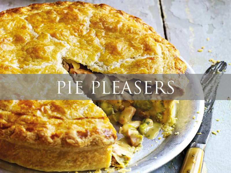 Pie Pleasers